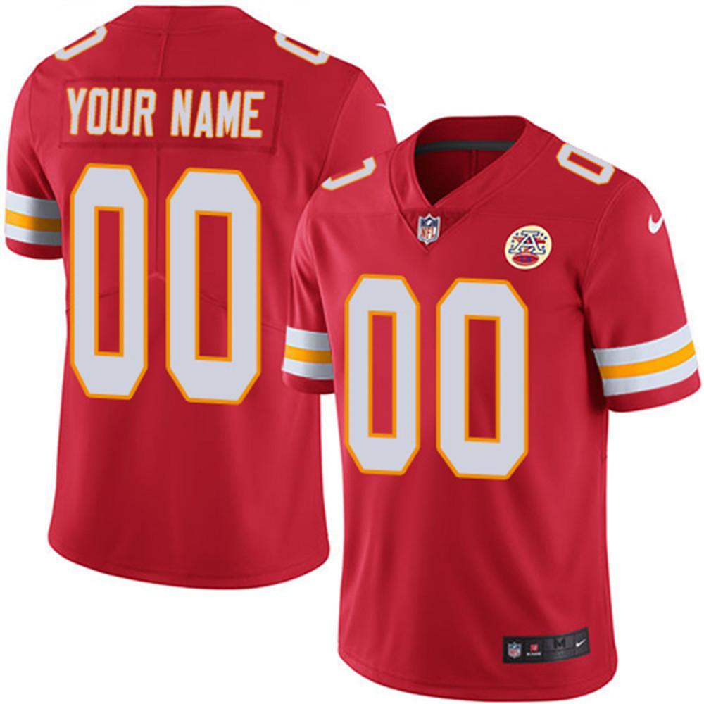 Personalizado American Football Jerseys para Mens Womens Juventude Crianças Personalizado Fãs Nome Nome Personalizado 2020 Jersey Futebol 4xL 5XL