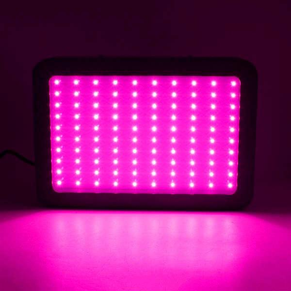 Newest Design 1000W 100*10W Full Spectrum 3030 Lamp Bead Plant Lamp Single Control Black premium material Grow Lights