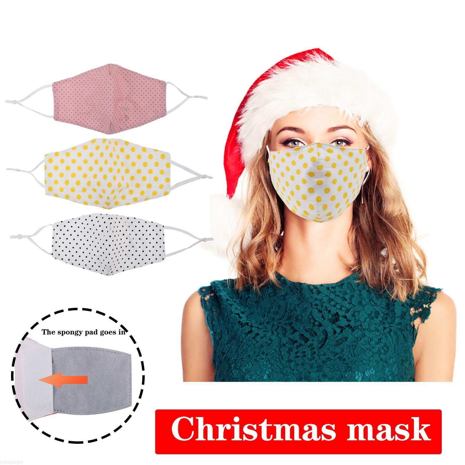 Máscaras de boca Lavável Boca Boné Imprimir Headband Bandana Mulheres Mouthmask Mondkapje Imprimir Kerst Mondmasker Mascarillas Masque Masque Maske Sqcrzp