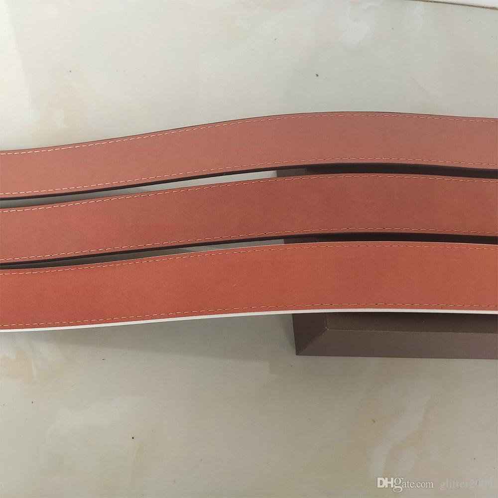 Whit Box Designer Belts for Mens Belts Designer Belt Snake Luxury Belt Leather Business Belts 105-120 cm MILLIONAIRE M96006WN