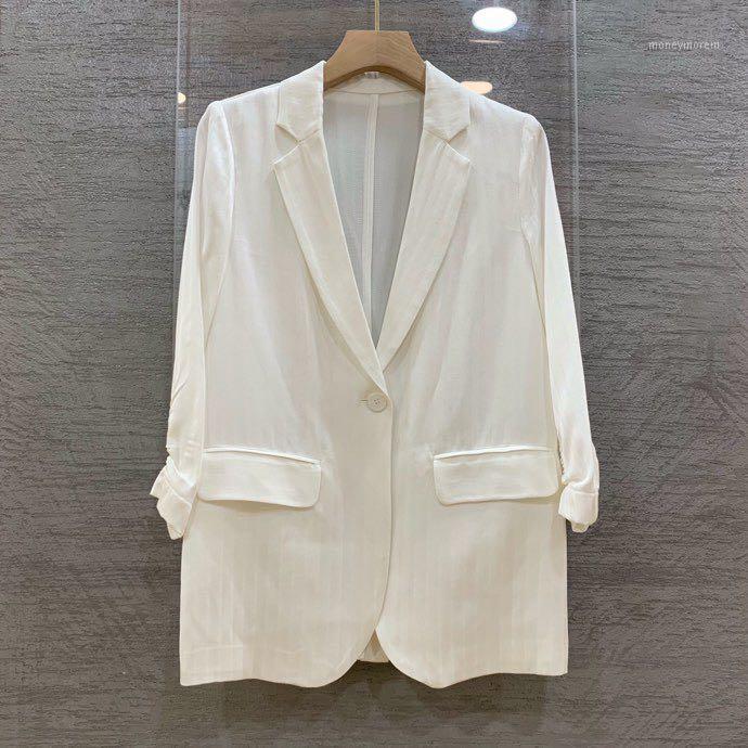 XZ700616 Горячая распродажа Новая мода 2020 костюмы Blazer популярный бренд мода дизайн вечеринка стиль женщины одежда1