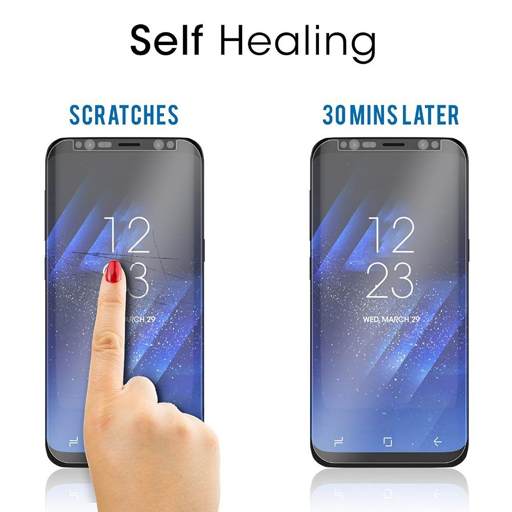 Mobile Phone Screen Protector For Samsung Galaxy S5 S4 S3 S2 0.3MM Explosion Proof Glossy Anti Scratch Tempered Glass