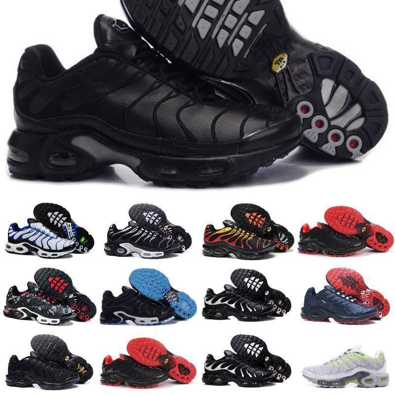 بيع الكلاسيكية الجديدة tn رجل أحذية أسود أبيض أحمر كامو الصقيع tn بلس الترا الرياضية الاحذية رخيصة tns leader مصمم مدرب رياضة F69