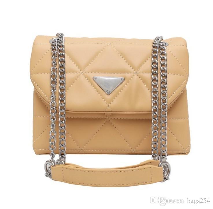 2021 Diseñador Diamante Pequeño PU Cuero Crossbody Bolsas para mujer Tendencia Bolsa de hombro Lady Fashion Bolsos