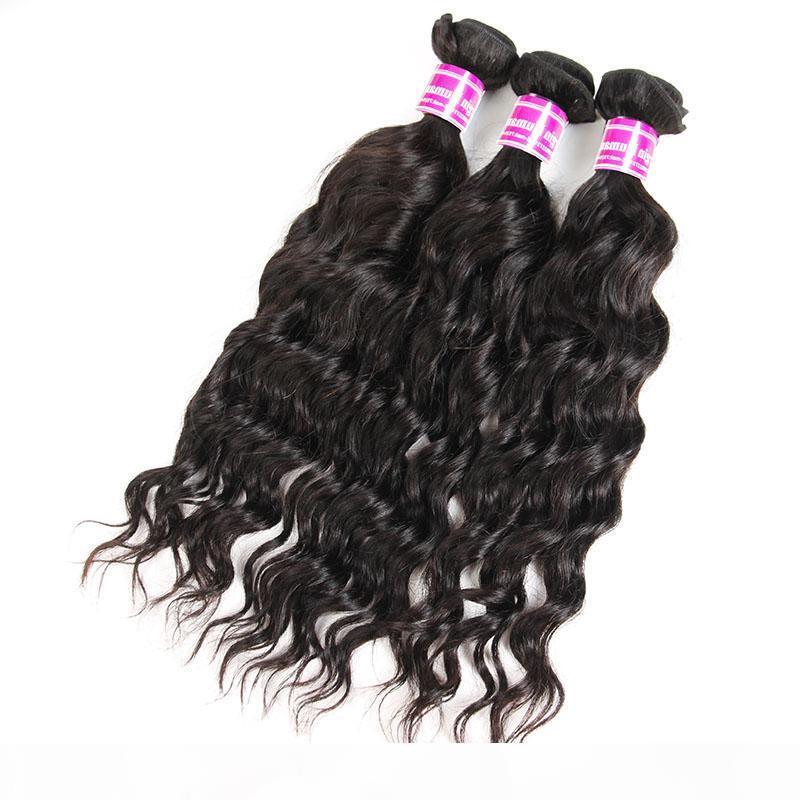2017 Glary Best Продажа Предметы Норка Бразильские Пакеты волос Малайзийская Индийская Перуанская Волна Волосы Волосы Плетение Необработанные Дешевые наращивания волос