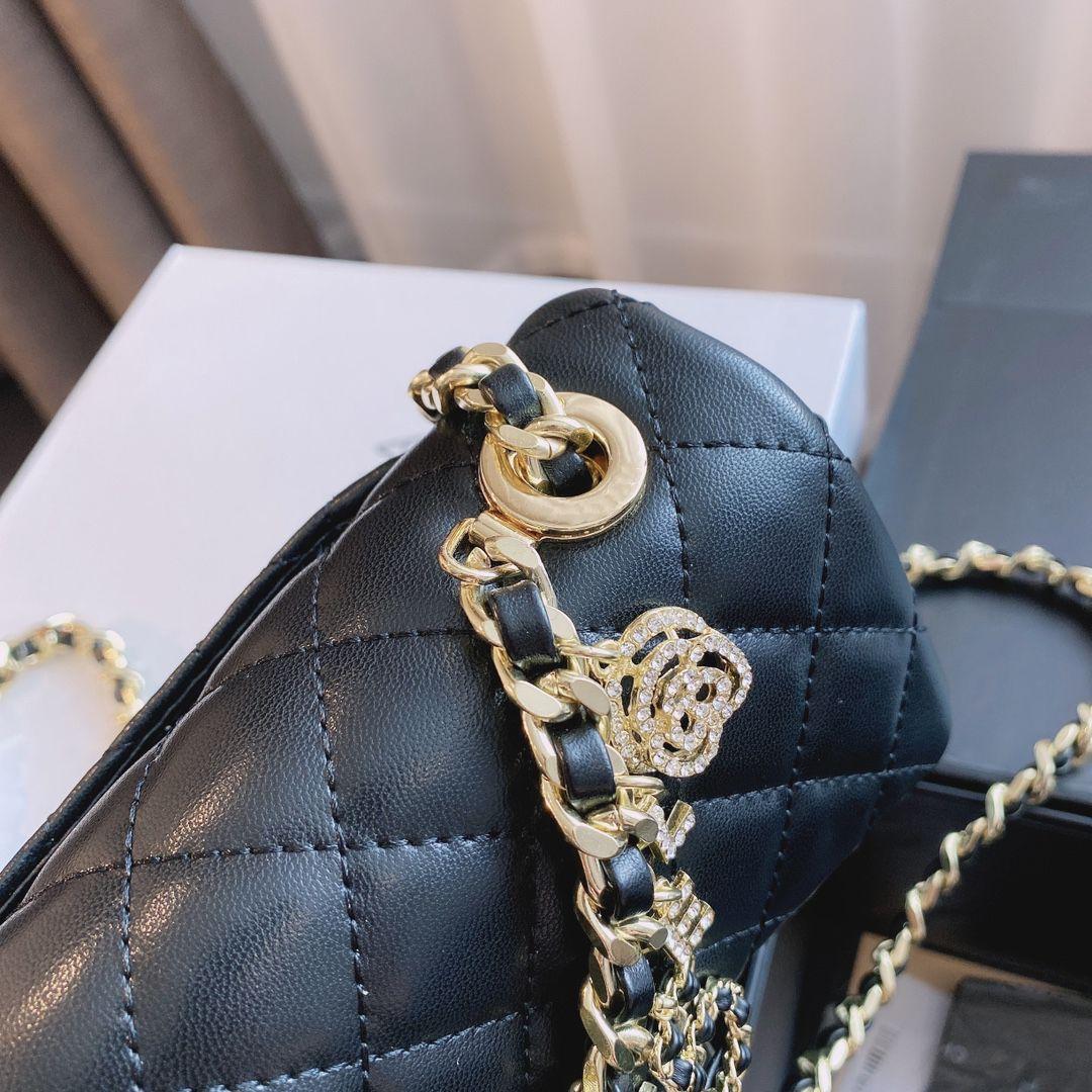 2021 Early Spring Womens Bag Skone Quality Luxurys Messenger Metal Diamond High Colgante Diseñadores Bolsos Bolsas Bags Bolsos Gratis Envío RJVC