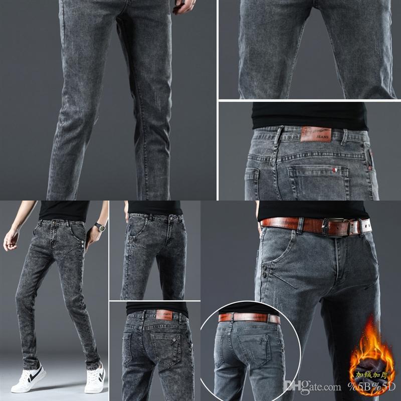 CW9 New Herren Mode Ankunft Ripped Jeans Jumpsuits Street Hohe Qualität Beunruhigte Denim Loch Lätzchen Outdoor Hosen für Jeans Männer Hosenträger