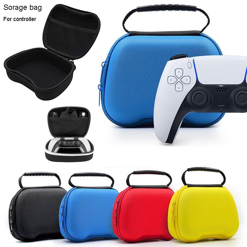 Custodia rigida per p cinque controller sacchetto di stoccaggio DualSense Gamepad portando sacchetto P5 Joystick Organizer Copertura protettiva anti-fa