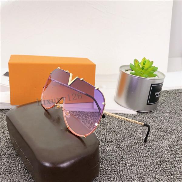 Nouvelles lunettes de soleil Top Hommes Design Cadre carré rétro Nouveau 9 Style à la mode et généreux Lunettes de protection UV 400 de qualité supérieure