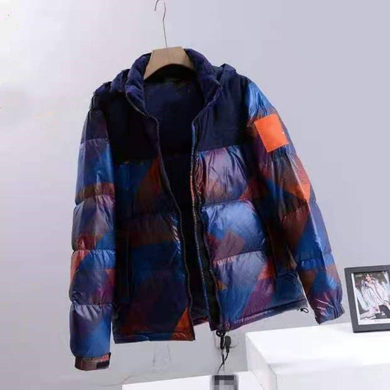 20ss 남성 겨울 아래로 자켓 재킷 후드 두꺼운 코트 자켓 남자 고품질 하향 재킷 남성 여성 커플 파카 겨울 코트