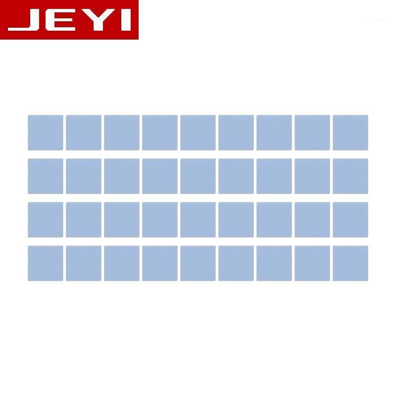 JEYI Мягкая кремниевая теплопроводность NVME NGFF M.2 2280 Тепловое рассеивание Теплопроводность Теплопроводность Силиконовая пластина Охлаждение1