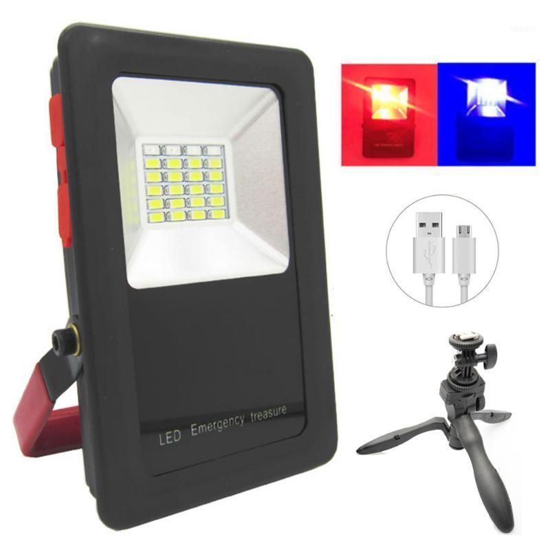 Портативные 24LED Studio Camera Plover Camera Reading Light 18650 USB аккумуляторная аварийная аварийная инспекционная лампа 180 °1