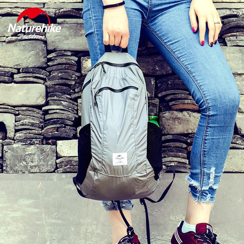 Naturehike Rucksack Große leichte wasserdichte Wasserdichte leicht zu tragen für Männer und Frauen, die wandern, klettern