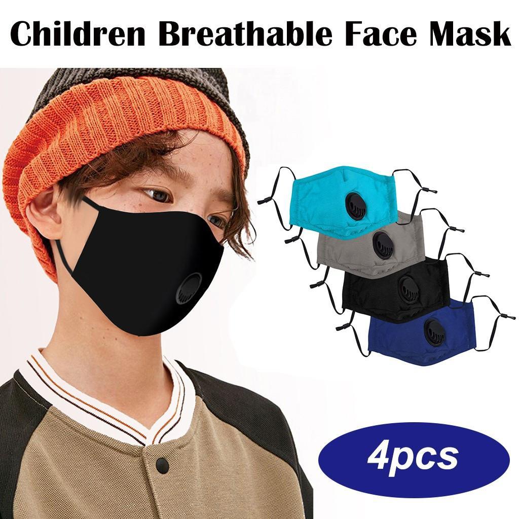 Maschera di fabbrica Faccia Fashion Bambino per Maschere di protezione Cotton Riutilizzabile Rivestimento Lavabile Lavaggio Masque En Tissu Masker Mask
