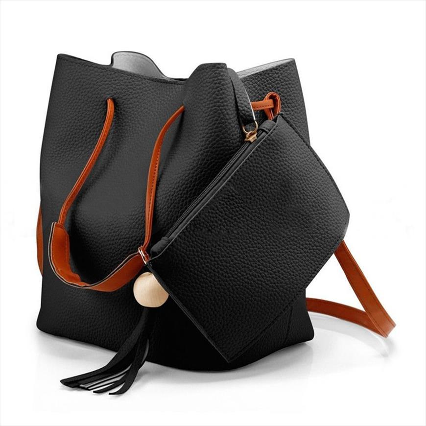 Vintage weibliche Qualität Geldbörse Taschenkörper Handtaschen Taschen Kreuz Handtasche Schulter Quaste Frau Für Messenger 2020 70 Bags High RKFSV