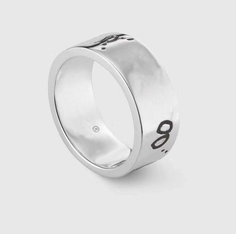 Anelli di vendita caldi Prodotto 925 anello argento anello di alta qualità anello anello moda uomini anello gioielli set all'ingrosso china sfusa