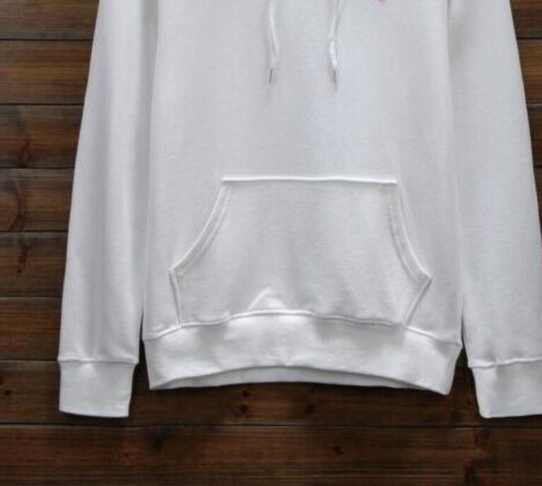 Diseñador para mujer para hombre Cardigan Sudaderas con capucha de manga larga para otoño invierno algodón mezcla casual contraste Color Ropa con patrón de letra