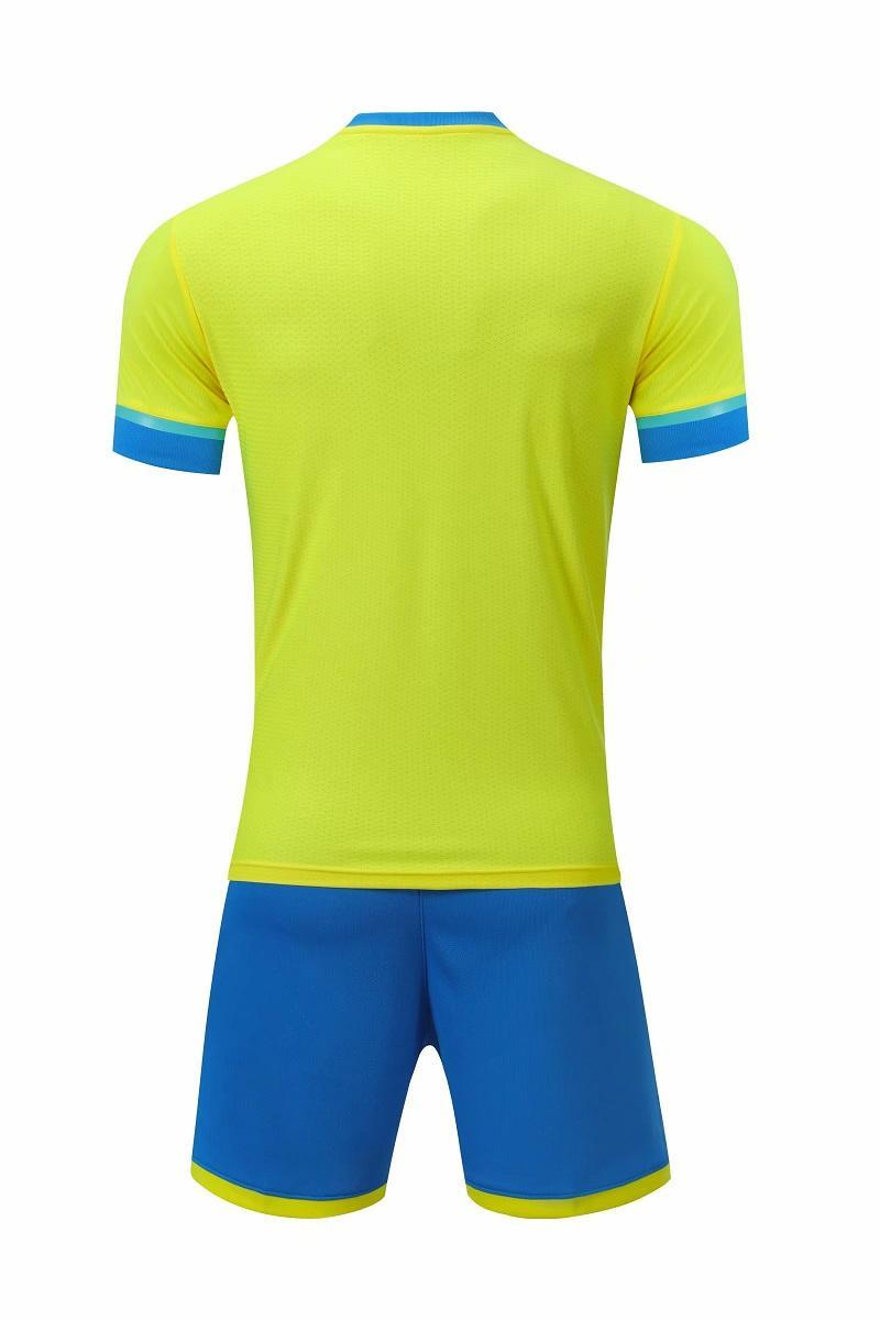 A4 Uomo Dimensioni Top Quality S-XXL 2020 2021 Giallo Jersey di calcio 20 21 Camicie da calcio Maillot de Piede