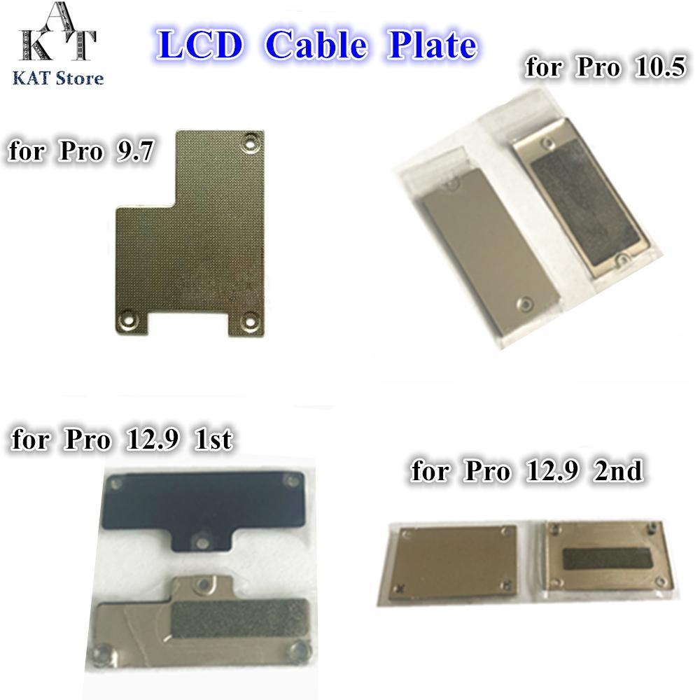 20PCS LCD فليكس كابل لوحة حامل قوس معدني لباد برو 9.7 10.5 12.9 بوصة 1st 2 جير الهواء 3 LCD لوحة استبدال أجزاء
