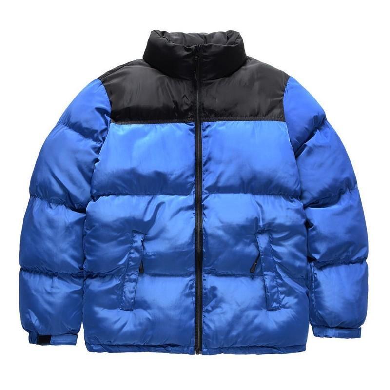 망 스타일리스트 코트 잎 인쇄 파카 겨울 재킷 남자 여자 겨울 깃털 외투 자 켓 재킷 코트 크기 m-2xl jk005