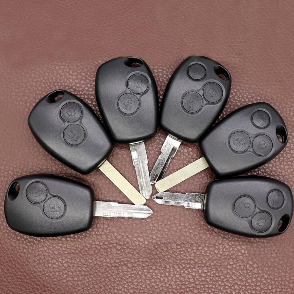 Удаленный корпус ключ от удаленного автомобиля для Renault Clio Modus Twingo Kangoo Master Cource Case