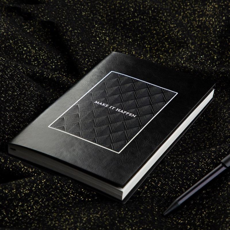 Creative Negócio Notebook Manual Diário Diário Decoração DIY Planejador Jornal Livro Pessoal Estudante Caderno Presente do Escritório
