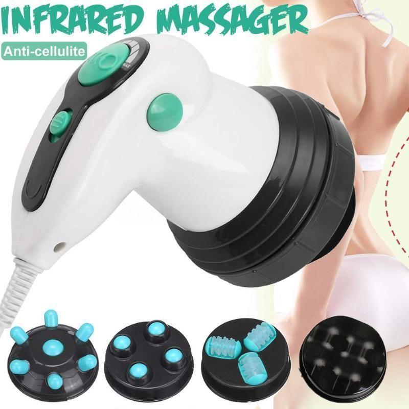 Nuovo massaggio a infrarossi massaggiatore elettrico massaggiatore dimagrante anti-cellulite macchina full corpo slim rilassarsi strumento professionale strumento di bellezza1
