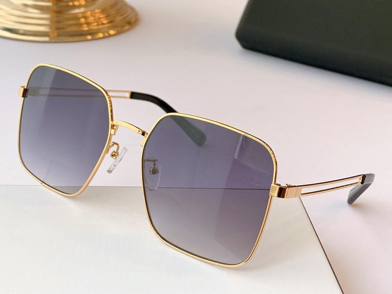 7148 Yeni Moda Güneş Gözlüğü UV Koruma ile Erkekler ve Kadınlar Vintage Kare Çerçeve Popüler En Kaliteli Case Klasik Güneş Gözlüğü Ile Gel