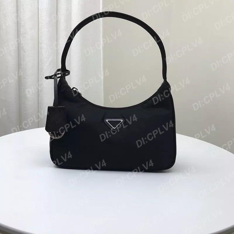 Стильный причинно-следственный дизайнерские плечо роскошные субааксиллярные сумки женщин мини-качественная сумка высокий Crossbody маленький ретро нейлоновая сумка сумки Eckvt