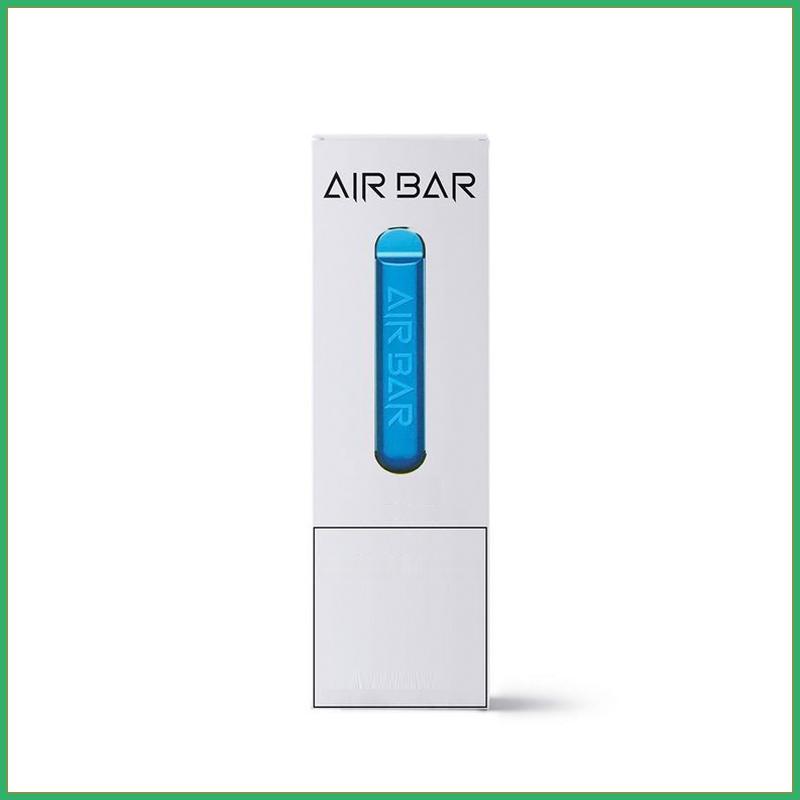Air BAR Einweggerät mit 500puffs Pod 380mah Vape-Stift Einweg-E-Zigaretten leer mit Sicherheitscode