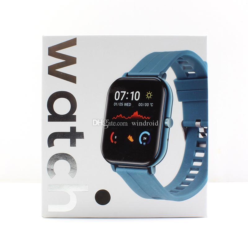 M9 Smart Watch pulsera deportiva pulsera ritmo cardíaco Monitor de presión arterial Hacer llamadas telefónicas Tracker Smartwatch para smartphone