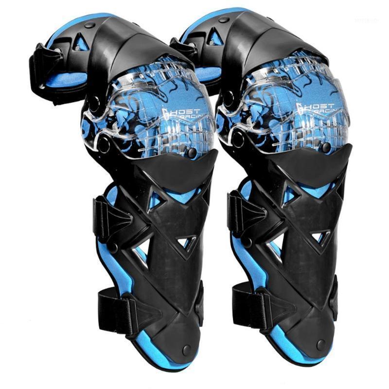 Мотоциклетные колодки на коленях Procectors Guards Armor защитная передача для мотоцикла, езды, футбола, баскетбола, катания на лыжах 45см1
