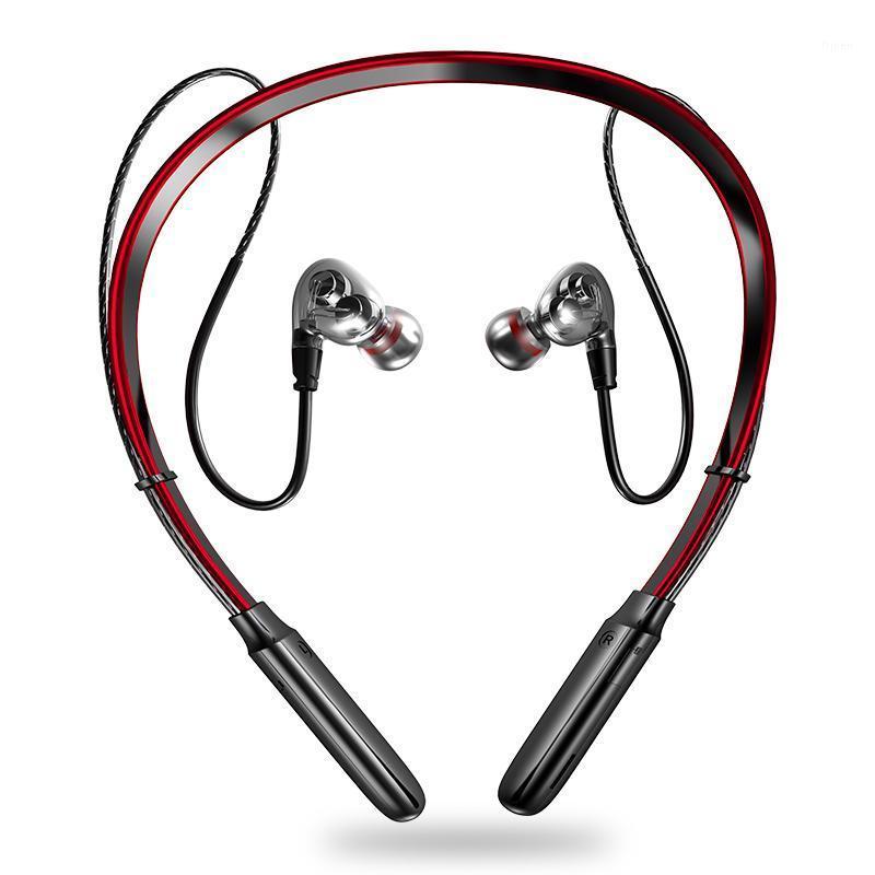 HJCE X9 Bluetooth Наушники V5.0 Беспроводные наушники 3D Стерео Sport Skenband Hearbodand Наушники с микрофоном для всех Phone1