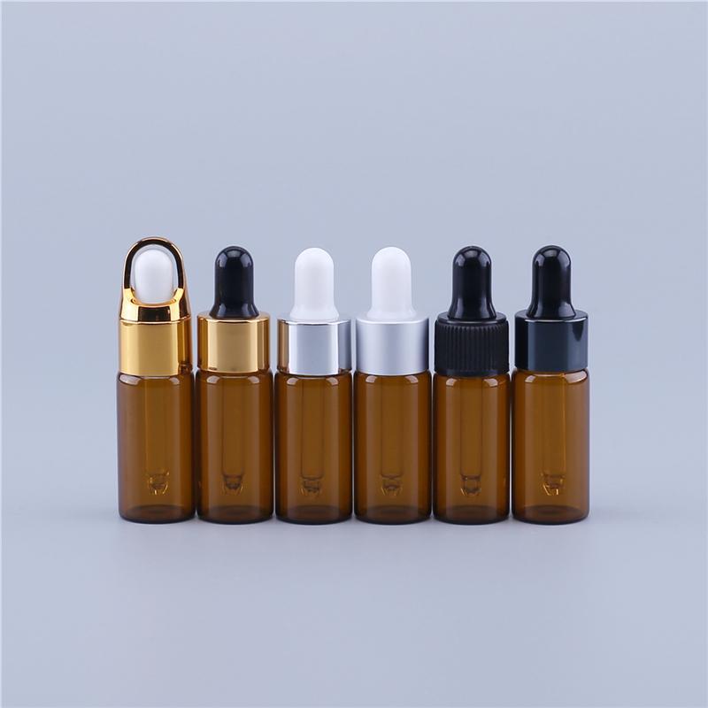 Aromaterapi 10 ml Doldurulabilir Damlalık 20 adet Cam Göz Reaktif Sıvı Şişe Şişeler Amber Kahverengi Pipet GPQUB