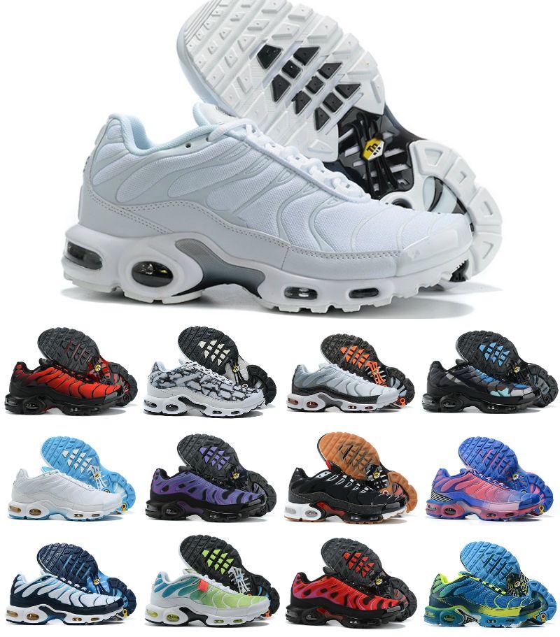 2021 AIR PLUS MENS TN RUNNE SHOPOSA DE RUNNA DE ALTA CALIDAD BLANCO BLANCO NEGRO TN MAXES CHAUSSURS REQUINIONES HOMME SMOY SKEY DESIGNER DE Sneakers
