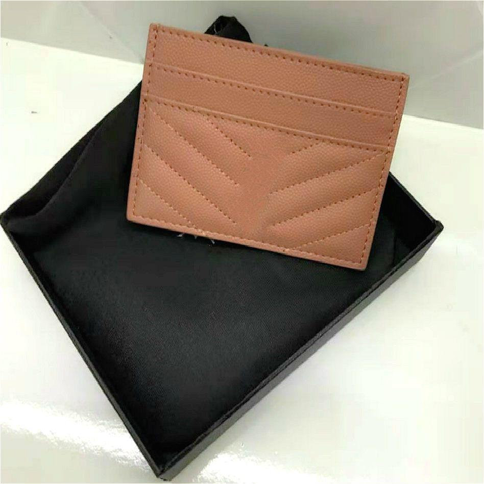 New Arrivals Women Luxe Wallet Coins Key Designers Pouch Passport Purse Wallet Porte Cartes De Luxurys Wallet Fashion Coin Holder Getsd