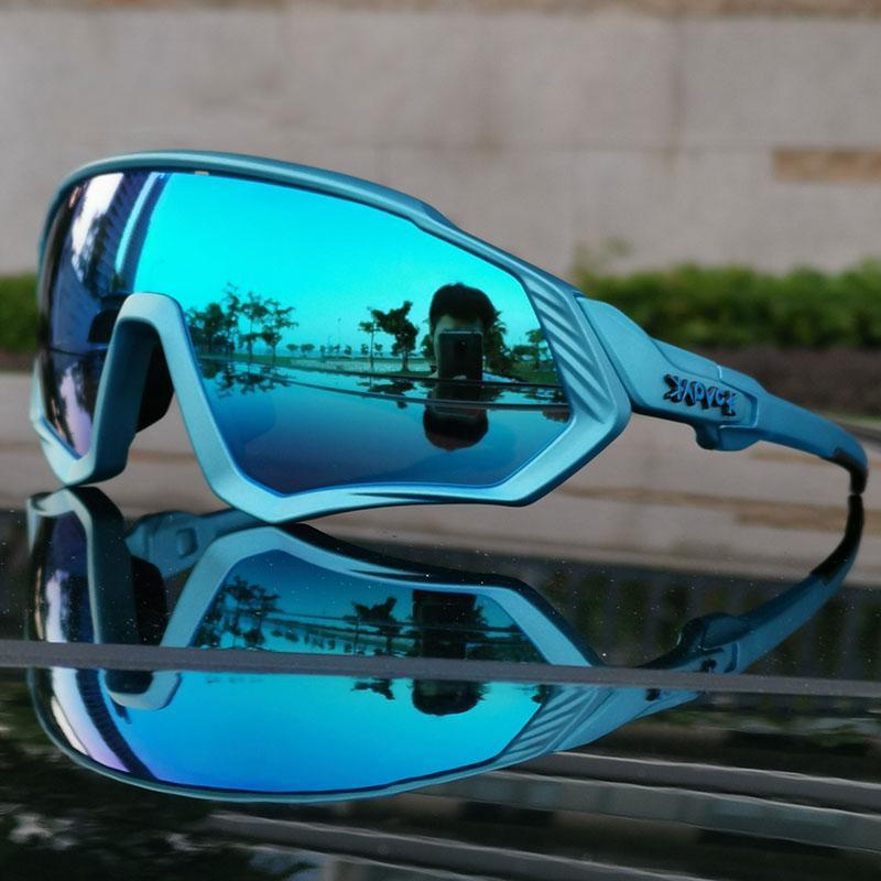 Neue Radfahren Sonnenbrille Männer Outdoor Sports Fahrrad Gläser Für Frauen Mountainbike UV400 HD Transparent Brille Brillen