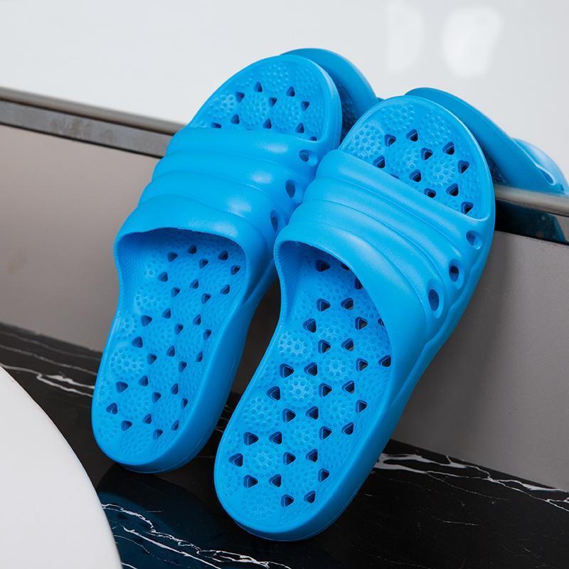 D2021 Мода мужские и женские нескользящие тапочки для ванной комнаты Eodorant Travel Beach плавательные сандалии и тапочки