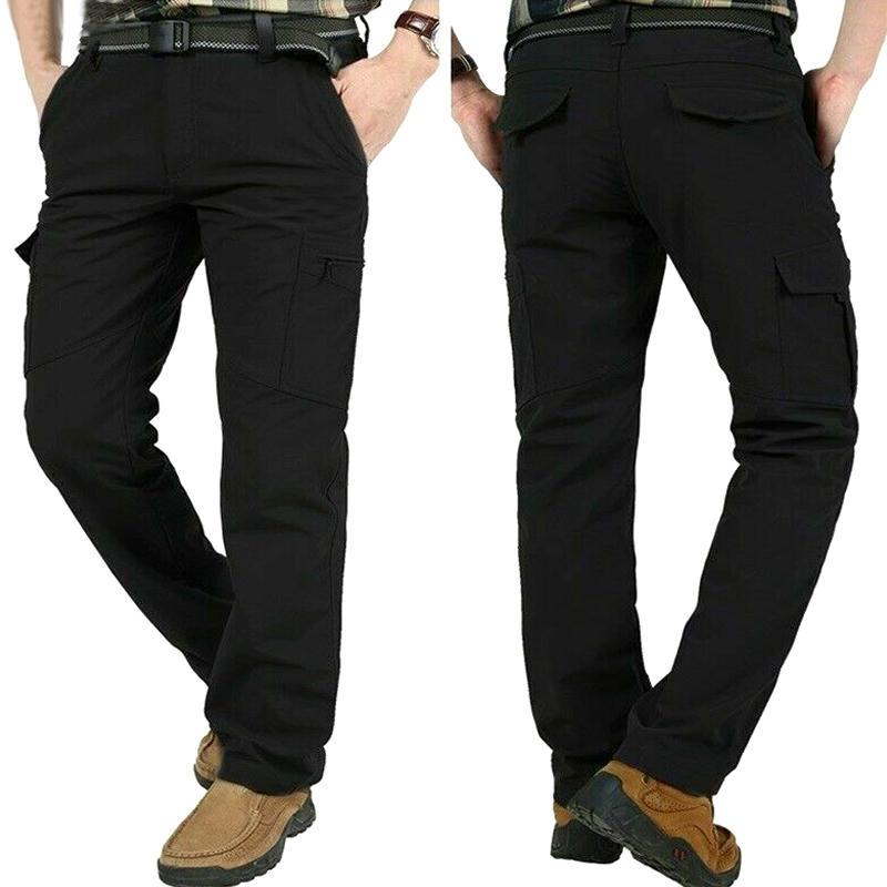 Hommes Travailler Multi-Pockets Cargo Pantalon Escalade Randonnée Randonnée rapide Dry Pour l'extérieur Summer Nyz Shop