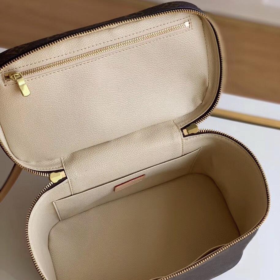 Handtasche tasche case eimer frauen tasche für klassische leder frauen presbyopic tote kosmetik großhandel fall geldbörse schulter make-up pallei cosmeti vtih