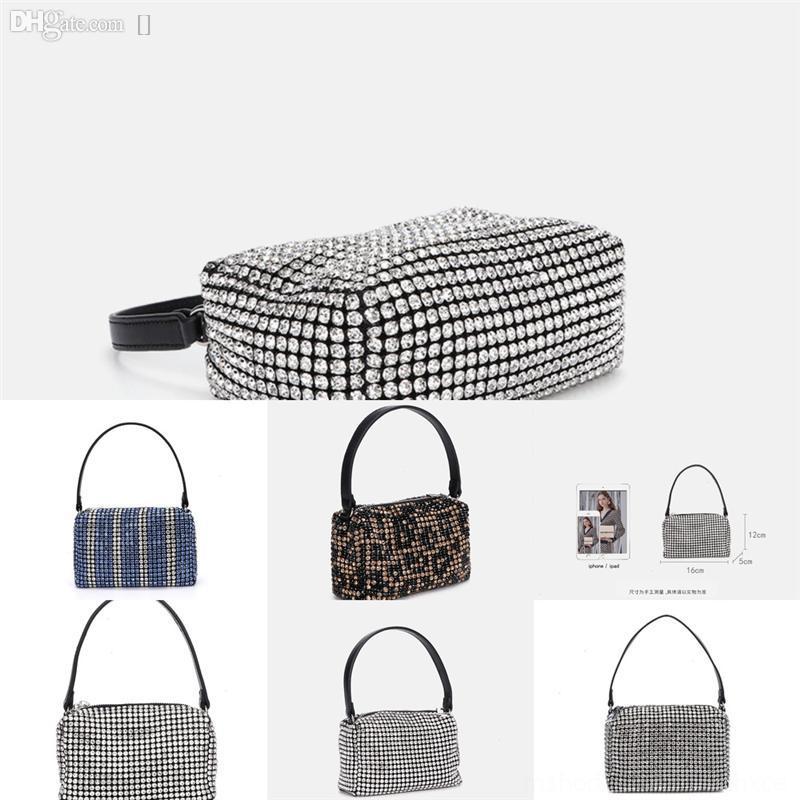 Uue5x Kette Handtaschen Schulterhandtasche für Frau Geldbörsen Frauen Umhängetaschen Samt Gold Neuer Klassiker Messenger Bag Crossbody Bag Handtasche