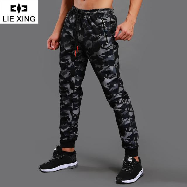 Neue Hohe Qualität Jogger Camouflage Gyms Hosen Männer Fitness Bodybuilding Fitnessstudios Hosen Läufer Kleidung Jogginghose