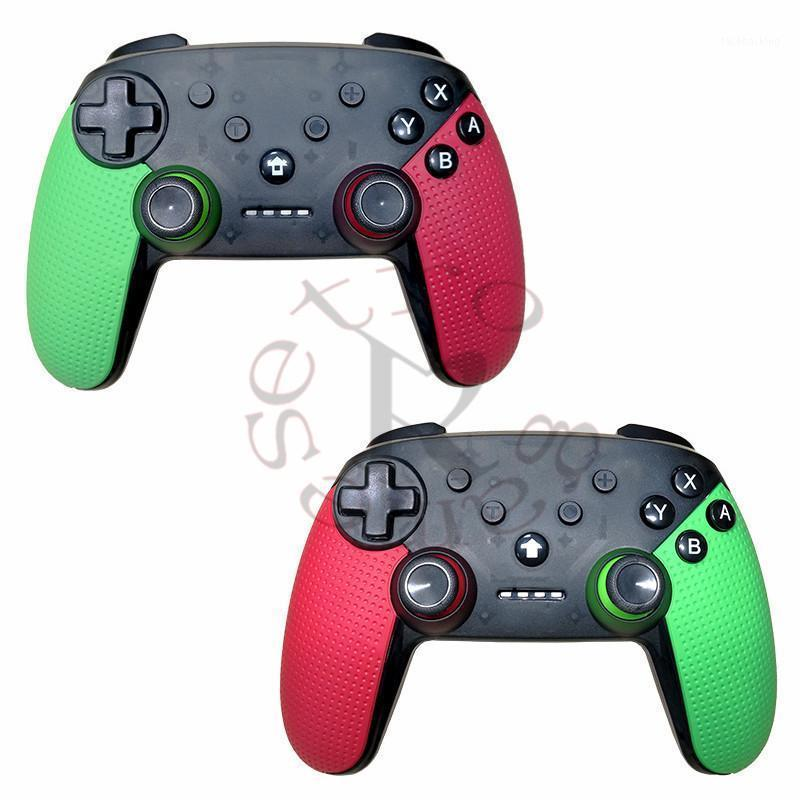 2pcs Wireless Gamepad Switch Pro Controller Bluetooth Joystick With NFC For Switch Game Machine And PC Steam1