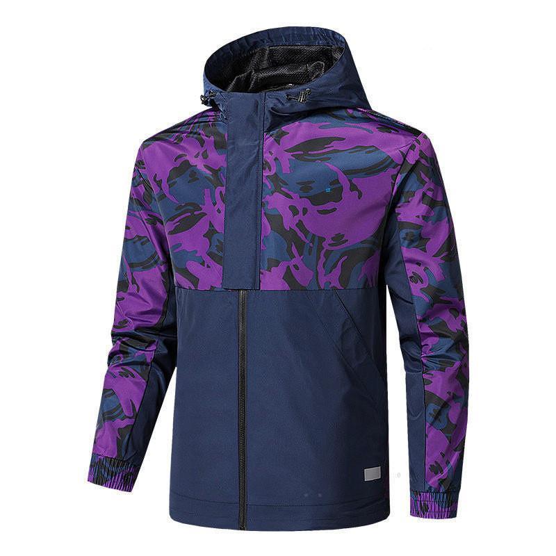 мужские женские куртки хорошие Quali 100% хлопок с длинным рукавом на молнии повседневная стройная азиатский размер регулярно натуральный цвет UIUJL321CKELDD 1F4SS
