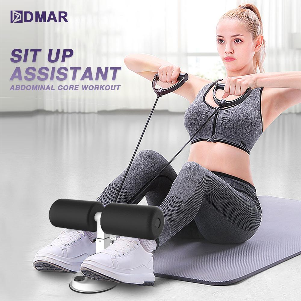الجلوس مساعد مدافع البطن الأساسية تجريب الجلوس بار اللياقة البدنية الجلوس ups ممارسة المعدات المحمولة شفط الرياضة المنزل رياضة دروبشيب Q0107
