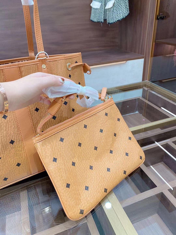 3A + Designer di lusso Brand Donne Borsa a tracolla di moda Borsa a tracolla PU Borsa Toni Visitos Classic Shopping Bag Toni Classic Series