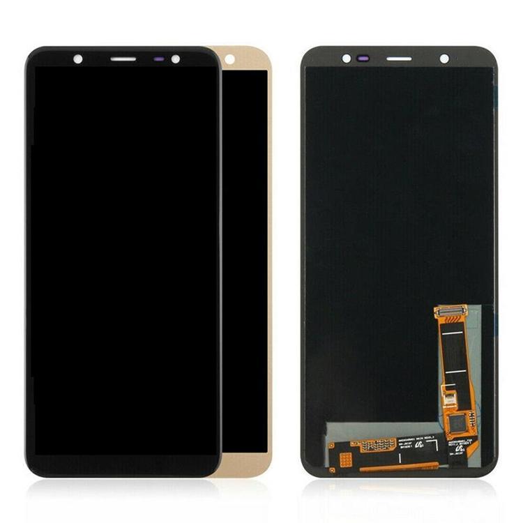 100% Tela testada para Samsung Galaxy J600 J6 Plus Display LCD Touch Touch Digitizer com telefone Touch Screen