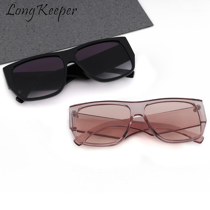 2020 Sunglasses surdimensionnés Femmes Hommes Vintage Fashion Léopard Brown Sun Lunettes Shades Eyewear des Lunettes de Soleil1