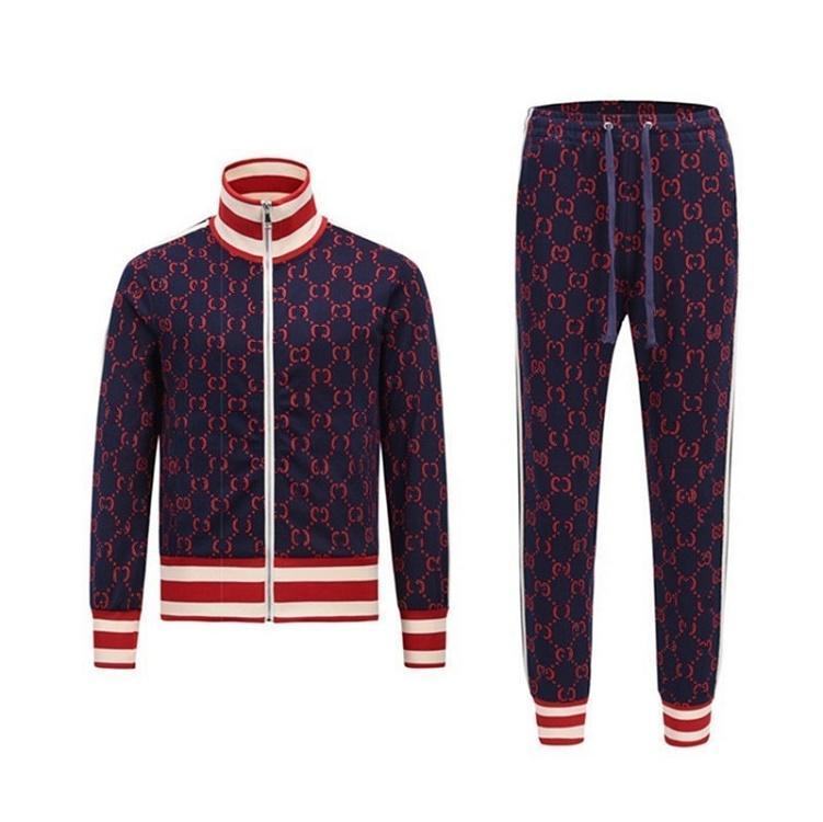 Erkek spor giyim spor kıyafetleri Spor giyim erkek ve kadınların yüksek kaliteli pamuk ceketler erkek spor giyim ceketler