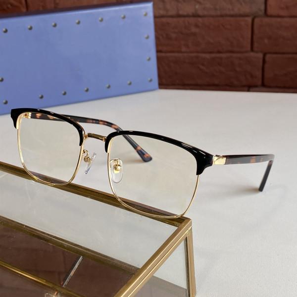 G0130 جودة عالية جديد أزياء النظارات إطار قصير النظر الإطار العين الرجعية إطار كبير يمكن قياس وصفة عدسة حجم 53-18-145 سنتيمتر مربع
